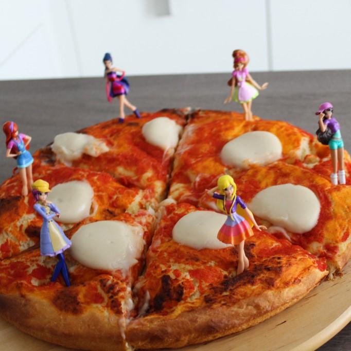 Pizza Winx